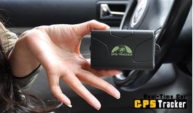 Long standby Car GSM GPS Tracker (100 days)