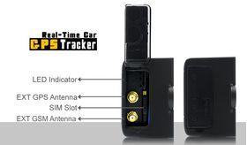 Seadme töö jaoks on vaja SIM-kaart paigaldada, jooksvad koordinaadid saadetakse sms kujul või gprs kaudu.