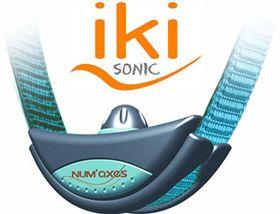 IKI SONIC Haukumise kontrolli süsteem