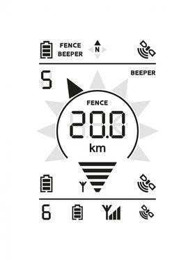 GPS kaelarihm DOG GPS X20