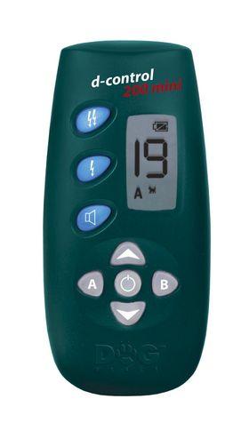 Dresseerimiskaelarihm d-control 500 mini on ette nähtud väikestele koeratõugudele.