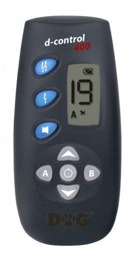 d-control 400 позволяет осуществить подсветку ошейника в 8 режим