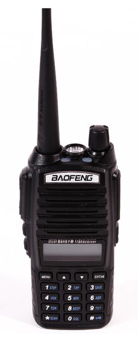 Raadiojaam Baofeng UV-82 on ideaalne turistide, jahimeeste, sportlaste, kalameeste ja raadioamatööride jaoks