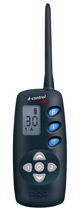 Treeningseade d-control 1020 - elektrooniline õpetav kaelarihm, sobib igapäevaseks kasutamiseks.